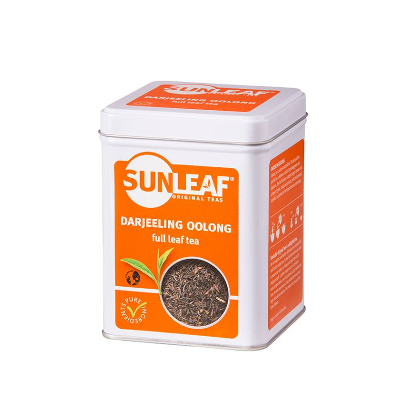 Full Leaf Tea